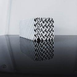 Weerstand tegen Corrosie van Zure en Alkali Ceramische Gestructureerde Verpakking