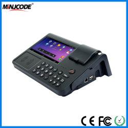Terminal intelligent androïde de position de tablette, terminal complet de bureau de position d'écran tactile, MJ PC701