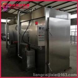 La saucisse fumée Chambre pour la viande de blanchiment d'aliments de la machine La machine