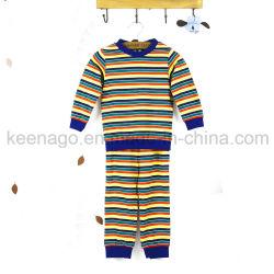 Les filles le coton biologique Fashion populaires Kid's Pyjama costume à manchon long