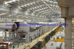 250, 000 Mtpa linha de galvanização contínua para a Bobina galvanizada/Bobina Gi/Produtos Gi