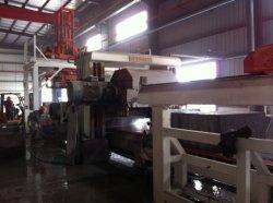 陶磁器のブロックの生産ラインのための装置