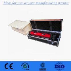 Rápido de PVC portátil refrigerado por aire/PU conjunta de la cinta transportadora de prensa de calor