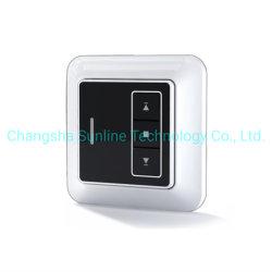 Europäischer Übermittler Einfachkanal-Fernsteuerungsrollen-Blendenverschluss-Vorhang-Markisen-Fenster-Tür-Vorhang-Motor-HF-433