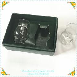 Whisky/vinho/Champagne/ Wisky Cocktail/Caixa de embalagens de vidro
