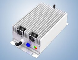 3.3kw 60V 60A per la batteria litio/acida al piombo a bordo del caricatore, adattatore di potere, caricatore veloce