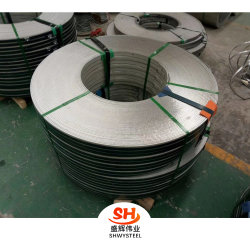 2b/Ba surface inox acier laminé à chaud/froid Bande de la bobine (ASTM 201/202/304/316L/321L/™ 430/410/409/904L)