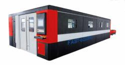 CNC van de Scherpe Machine van de Laser van de vezel de Scherpe Machines van het Staal van het Metaal van de Koolstof