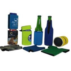 Het nieuwe Bier van het Neopreen van het Ontwerp Promotie kan Koelere, Gedrongen Houder (BC0038)