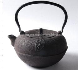 Hohe Kapazitäts-Roheisen-Teekanne mit rostfreiem Stahlfilter