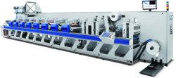 Zjr HochgeschwindigkeitsFlexo Rinting Maschine für flexiblen Paket-Kennsatz-Karton