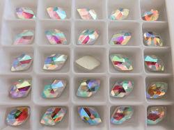 Pedras posterior plana Strass Diamantes para pistolas de design de Arte