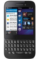 Cinq couleurs original déverrouillé téléphone GSM Bleckberry Q5