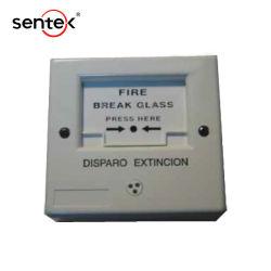 Point d'appel d'Incendie réinitialisable avec clé