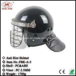 Reinfircedの反暴動のヘルメット