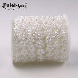 Fabriek verkoopt rechtstreeks White Pearl Bead Tape