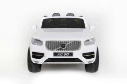 Volvo XC90 детей в автомобиле электрический поездка на автомобиле игрушек белого цвета