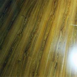 AC4 Technologie 12mm van HDF Duitsland de Diepe In reliëf gemaakte Gelamineerde Vloer van de Oppervlakte