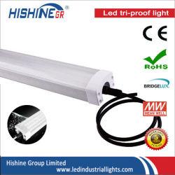 60W 1200mm de luz LED Tri-Proof