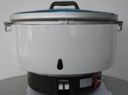 10L/20L/30L/35L het commerciële Kooktoestel van de Rijst van het Gas