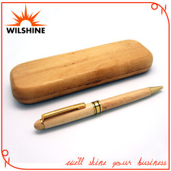 Klassisches Design Wooden Pen für Business Gift Set (WP010)