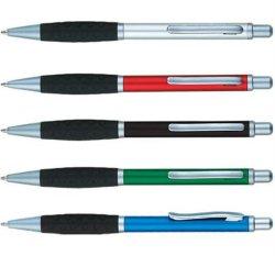 Penna di sfera promozionale del metallo con il marchio su ordinazione