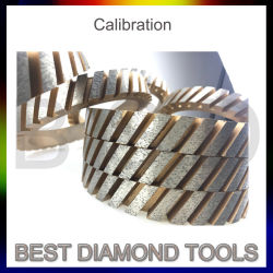   Качество алмазного шлифовального круга для калибровки Италия оборудования