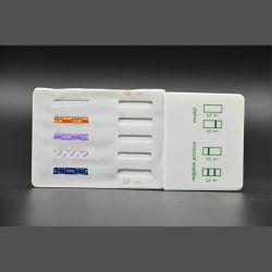 10 de Kop van de Uitrustingen van de Kaart van de ONDERDOMPELING van de Test van de Drug van de Urine van het Comité