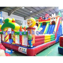 Base gonfiabile di salto del fumetto/Bouncer gonfiabile del castello