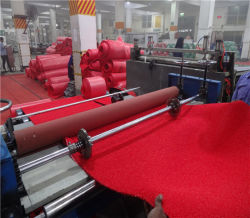 Bobina de PVC Mat tapete plástico máquina extrusora