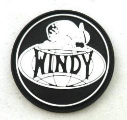 Custom High Quality Soft PVC Rubber Badge