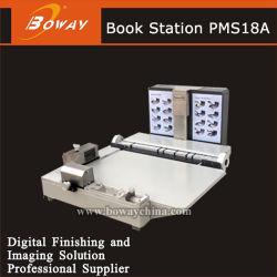 写真のペーパーカード Laminate 材料映像結婚式の赤ん坊の写真アルバムメーカー機械 Pms18A を作ること