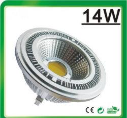 Светодиодный индикатор LED светодиодная лампа с регулируемой яркостью AR111 светодиодного освещения