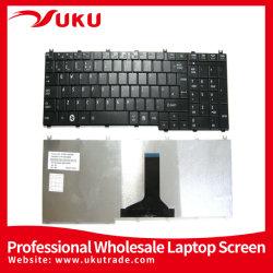 Laptop van de Dag Us/UK van de bevordering Toetsenbord voor Toshiba C650 C655 C655D
