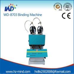 (Rm-103) fabricación profesional eléctrico de doble cabeza de la máquina de encuadernación