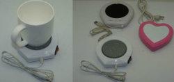 Fácil instalación Pad USB Cup Warmer