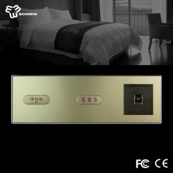 System China elektronisch online für Emergency Drucktastenschalter für Hotel/Büro