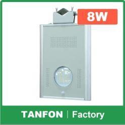 Luz de Rua Solar LED 8W 12W 15W com classificação IP66