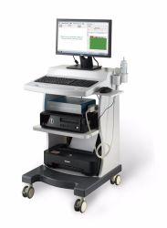 Chariot médical ultrasons osseux de l'équipement du densitomètre