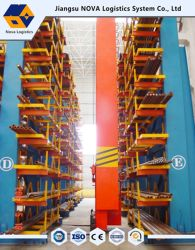 Suporte de armazenamento de alumínio de Nova em Rack