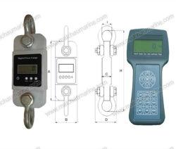 Test des sacs de l'eau Utilisation de grue dynamomètre Indicateur sans fil et sans fil