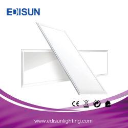 LED لوحة مسطحة إسقاط ضوء السقف قابل للتخفيت، 40 واط (100 واط من الكفاءة)، 4000 ألف ضوء نهاري، 4000 لومن، ضوء السقف المسقط، UL & DLC &ndash؛ مجموعة من 4