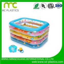 Los productos de PVC inflable