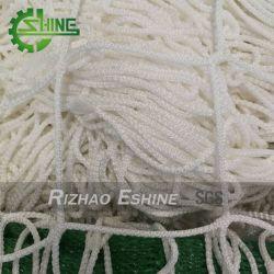 4мм белого цвета РР Knotless футбольных сеток