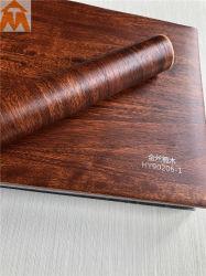 木のプラスチック金属板のための装飾的でスムーズなPVCフィルム