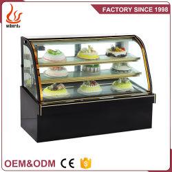 Wiberda gâteau Gâteau de verre d'affichage vitrine de présentation du cabinet d'affichage