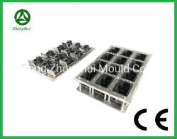 Personalizzare le muffe della lega di alluminio per la fabbricazione del pacchetto di EPP della schiuma di stirolo ENV