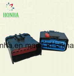 14핀 FCI 방수 Delphi P666 자동차 와이어 커넥터
