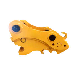 Otro modelo de excavadora hidráulica del acoplador del enganche rápido