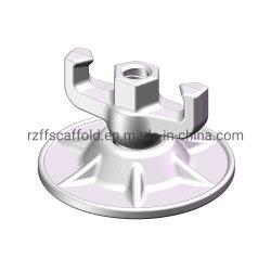 비계 Formwork는 동점 로드 날개 견과 Formwork 시스템 부속품 비계 Formwork 견과 FF-2102를 위조했다